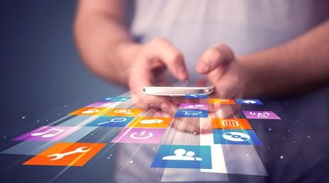 Aplicaciones móviles empresariales Colombia